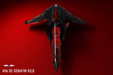 Serafim_R.E.D._Jet_Concept by TMNSGR
