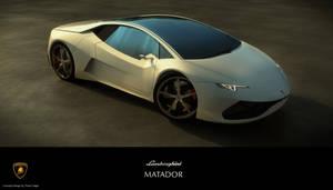 Lamborghini Matador by Timon Sager TMNSGR Matador