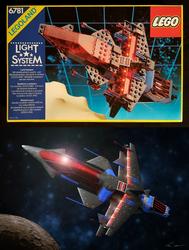 lego SP-Striker 6781 by TMNSGR