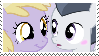 DinkyxRumble Stamp by RainCupcake