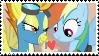 Rainfire Stamp by RainCupcake