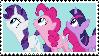 Oooh.... Stamp by RainCupcake