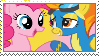 Pinkiefire stamp by RainCupcake