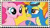 Pinkiefire stamp by RainCupcake