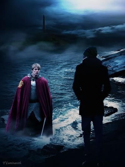 Arthur's Return by T-Luminareth