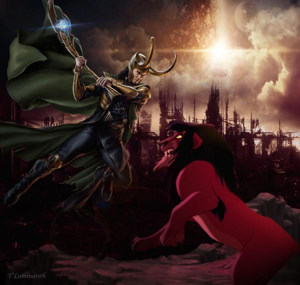 Fallen Kings by T-Luminareth
