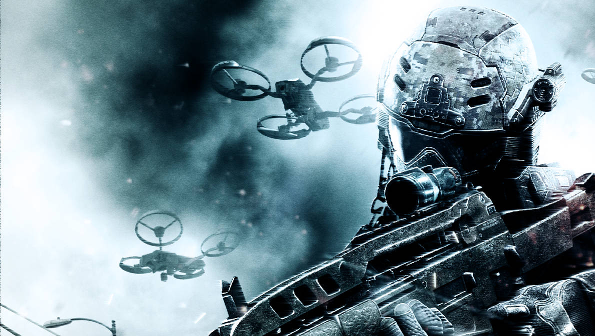Call Of Duty: BO2 Wallpaper HD by 196Media ...