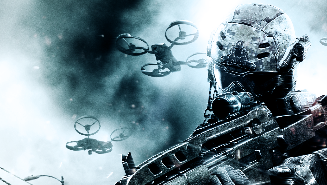 Call Of Duty Bo2 Wallpaper: Call Of Duty: BO2 Wallpaper HD By 196Media On DeviantArt