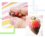 strawberry earrings 4
