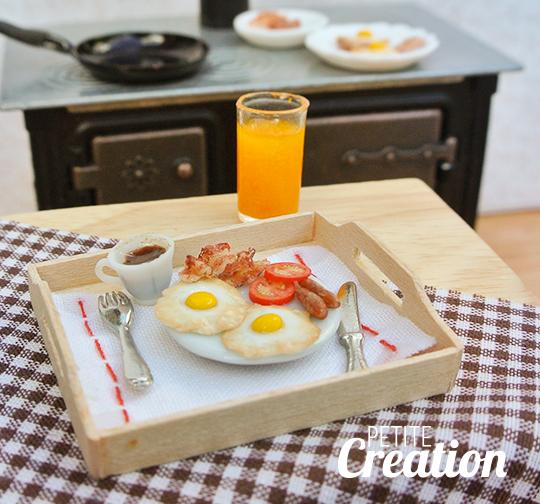 Breakfast in Bed by PetiteCreation