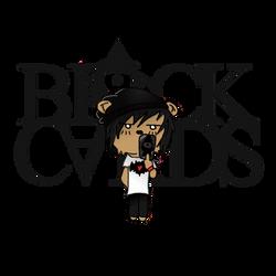 Black Cards Peter Bear