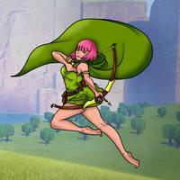 Archer (Clash of Clans - Clash Royale) by ToPKM07