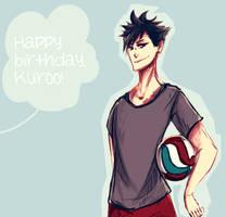 Happy birthday, Kuroo! - [Haikyuu!!] by jojo215