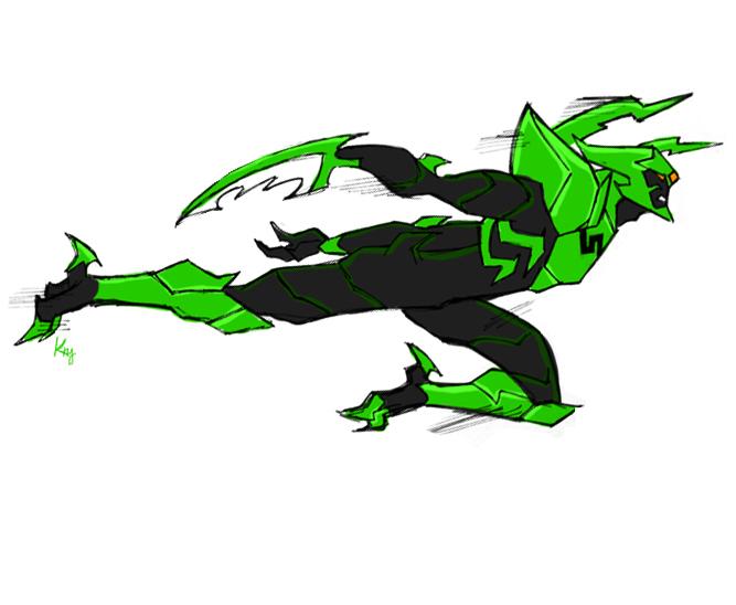 Green Beetle by KthaP ...