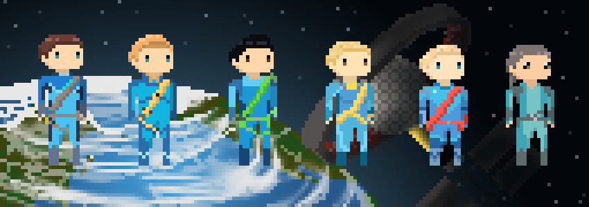 Thunderbirds Are Go! Commission by drin-chan