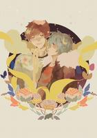 SRM-Akira and Keisuke by harobako