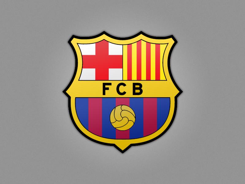 FC Barcelona logo by tommerby on DeviantArt