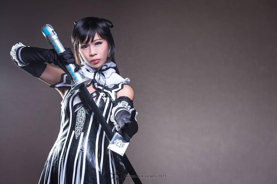 Shining Blade - Sakuya by melaniejoanneutau