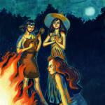 Fire Burning by RayGunNoey