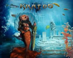 Kratos Memorial by simdragon90