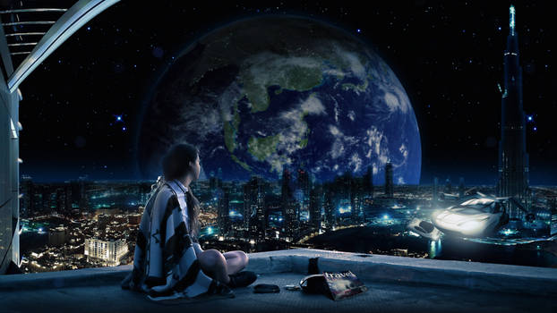 Longing for Earth