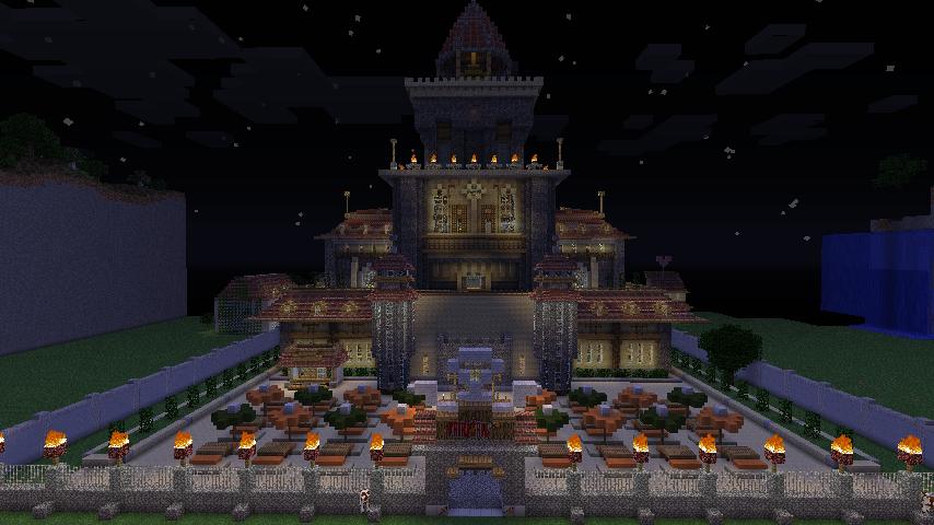 Fairy Tail Guild Minecraft by AkiScarlett on DeviantArt