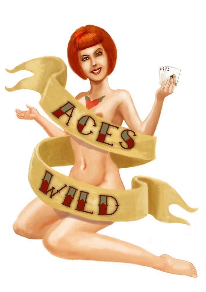 Aces wild rockabilly