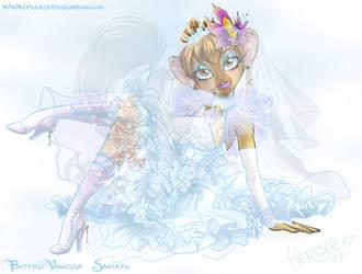 Betty's dream wedding by Herisheft