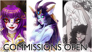 COMMISIONS 2019
