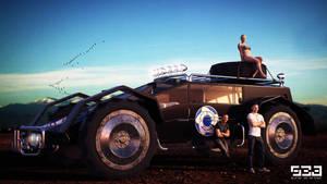 Vehiculo Transporte Brodya 001 - Hector Suriel