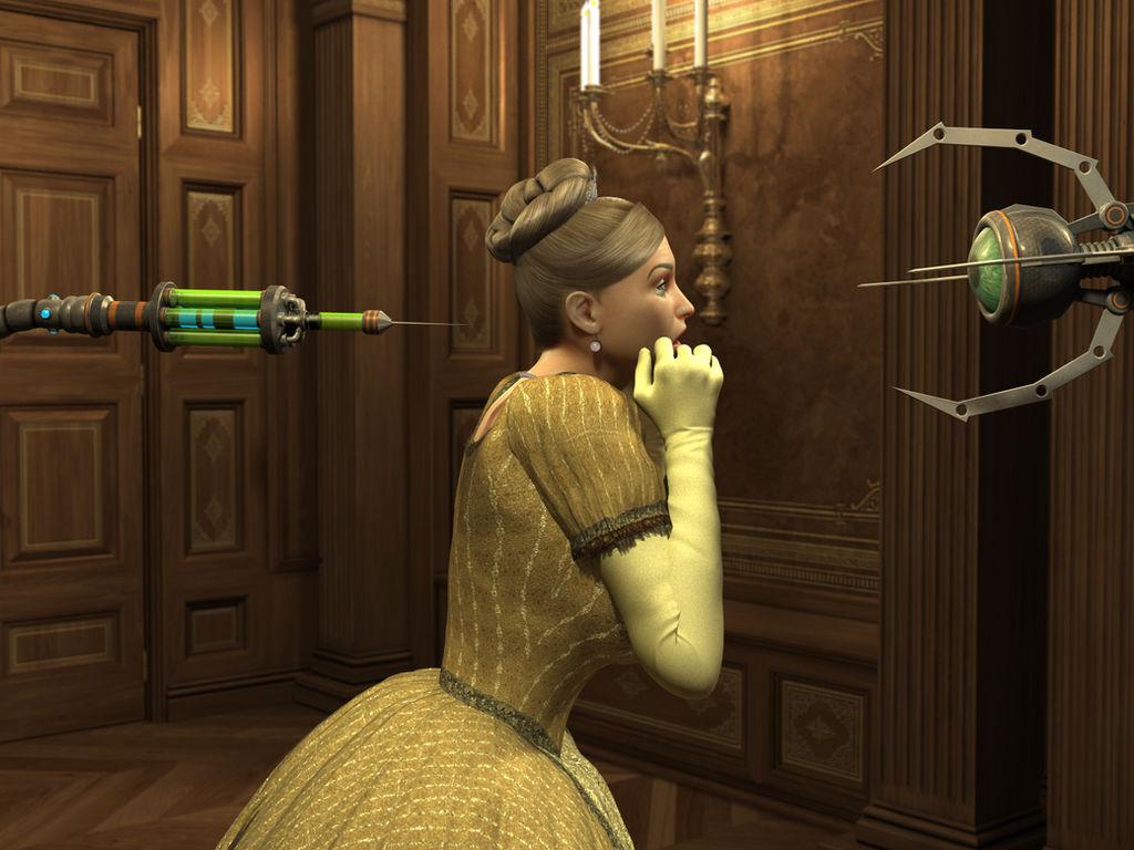 Enchanted Mansion - Elisabeth's Fate 05
