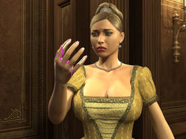 Enchanted Mansion - Elisabeth's Fate 08a by Telsis