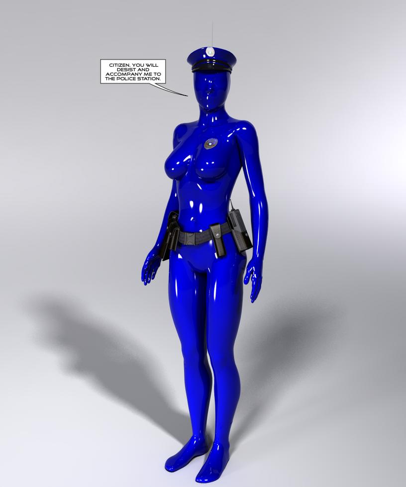 Nano-Cop Arrest by Telsis