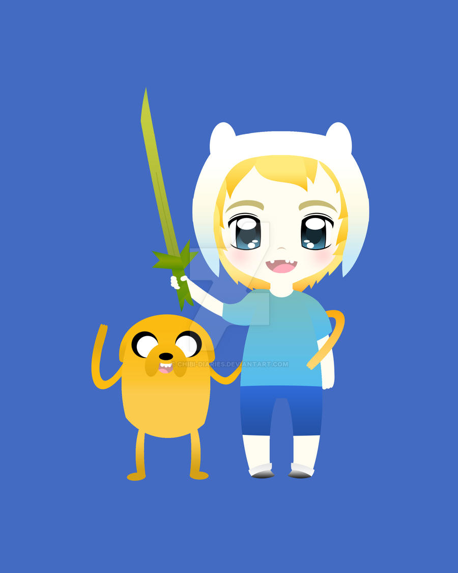 how to draw finn and jake from adventure time