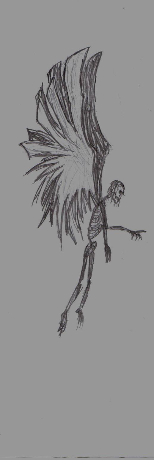 angel of death tattoos