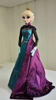 My Limited Edition Elsa Doll by ArtOfNightSky