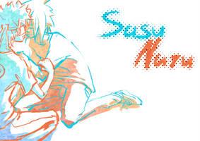 SasuNaru by Atrika