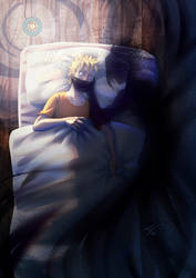 Silent night  by Atrika