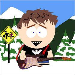 A South Park Me by Will-Stuffer