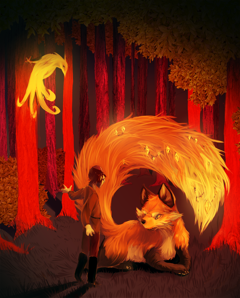 Counsel of the Fox by FlightyFelon