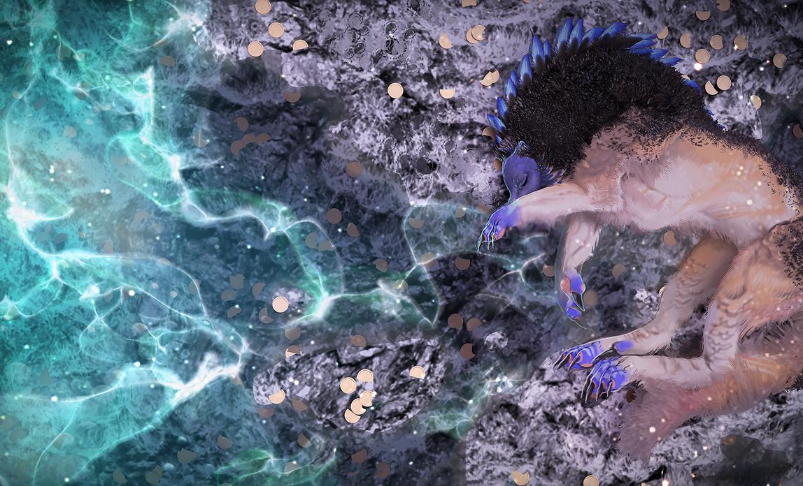 The Hallowed Tarn by FlightyFelon