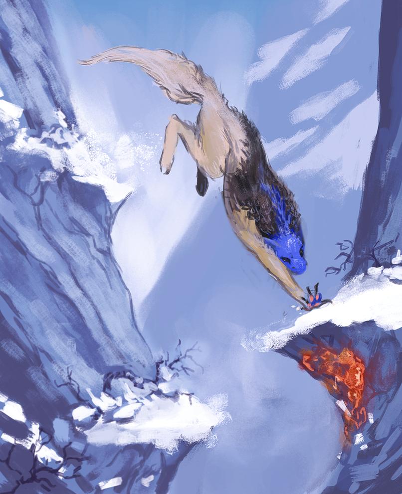 Leap of Faith by FlightyFelon
