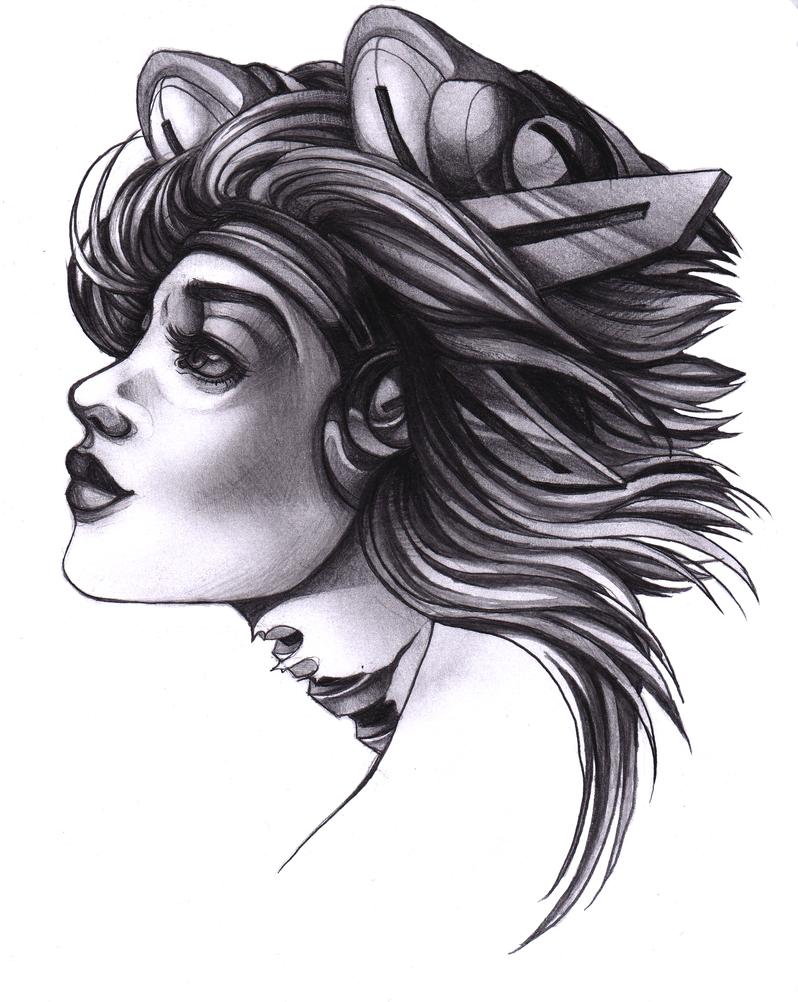 Ophelia by Nuna