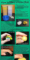 Tutorial: How to Make a Resin Mold by CreativeFelli