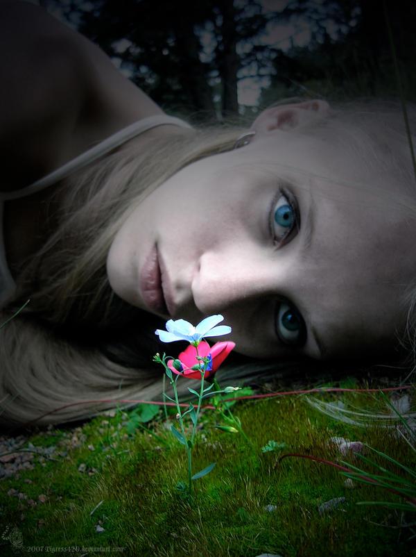 Alice in Wonderland by Tigress420