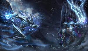 Ice-and-Thunder-Elemental