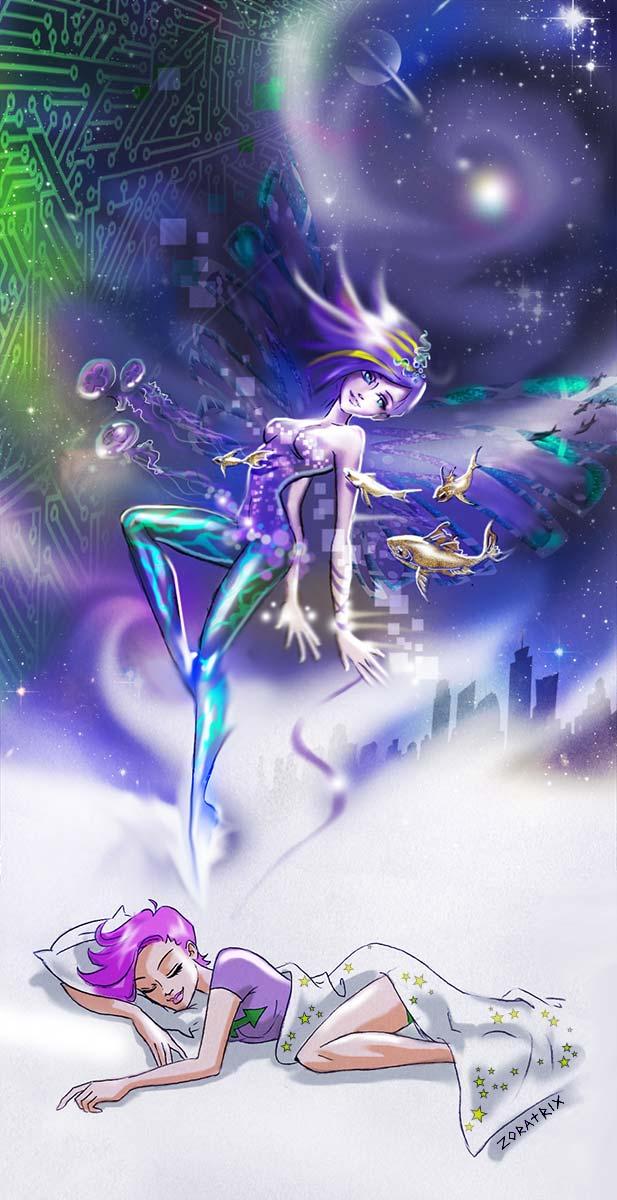 Runaway to Astral by Zoratrix