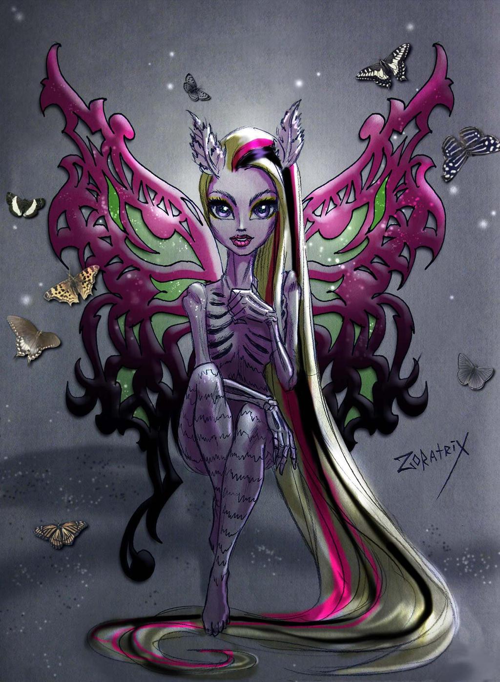 Bonita by zoratrix on deviantart - Monster high bonita ...