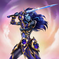 C: Raven by Zoratrix