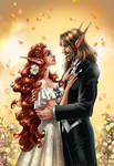 C: Wedding by Zoratrix